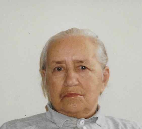 Silvia Narma, Passport Photo, ca. 1992