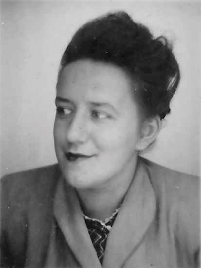 Silvia Narma, ca. 1952